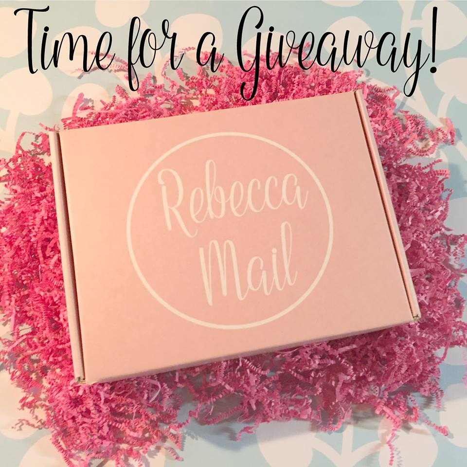 A Rebecca Mail Give Away