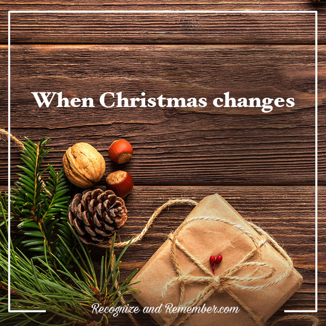 When Christmas Changes